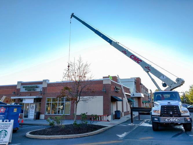 Retail Construction Restaurant Renovation PA