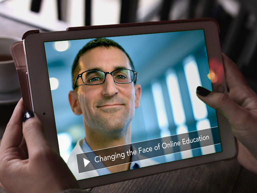 How Video is Changing the Face of Online Education