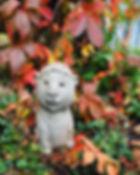 Oktobersolen varmer deilig i Son i dag☀️