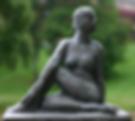 Nina Due Skulptur