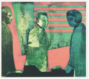 Lys 2 55x60 litografi