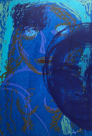 Melgaard/Bjertnæs Untitled s5 32x47 cm