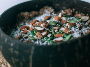 Frokosttips: Sjoko-kokos quinoagrøt