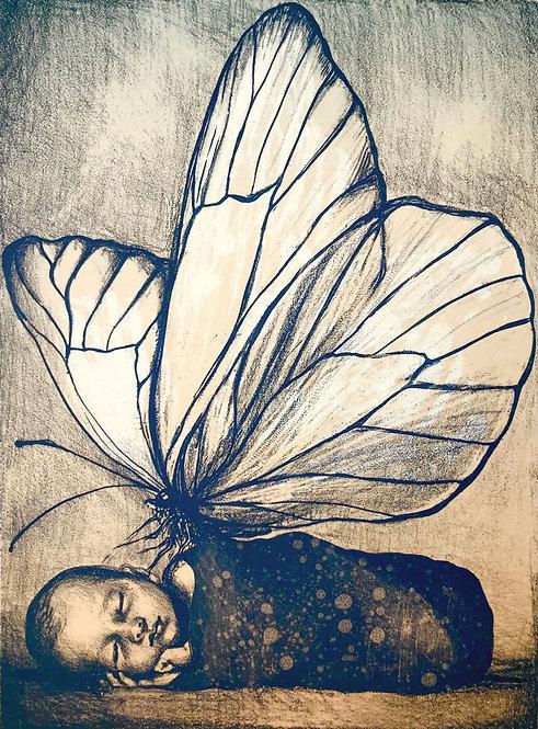 Nyfødt - Gro Mukta Holter