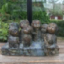 Finn Hald skulptur