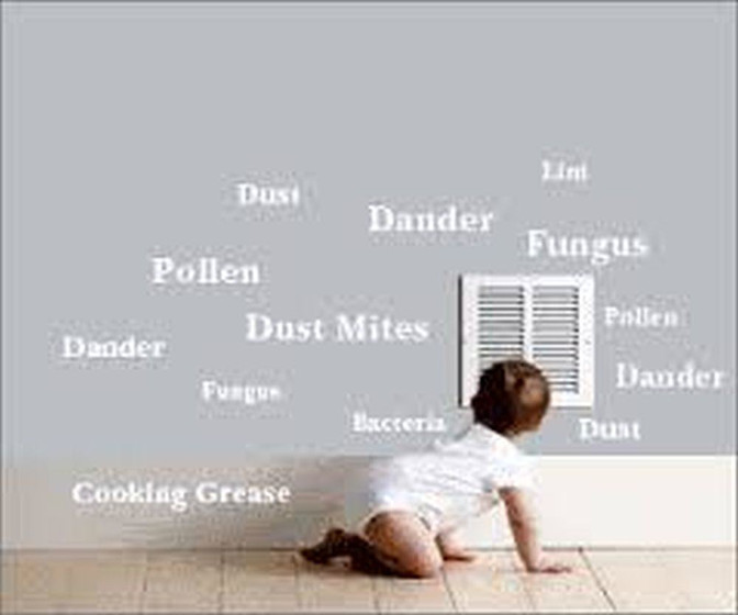 Poor Indoor Air Quality can make your family sick