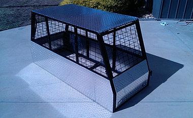 Ktmetalfabrications Dog Cages