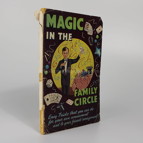 Magic in the Family Circle - Jack Delvin
