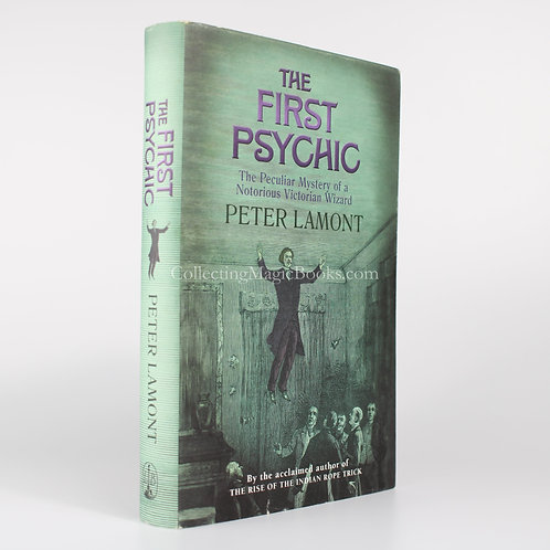 The First Psychic - Peter Lamont