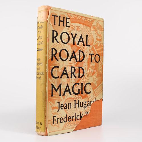 The Royal Road to Card Magic (Hardback) - Jean Hugard and Frederick Braue