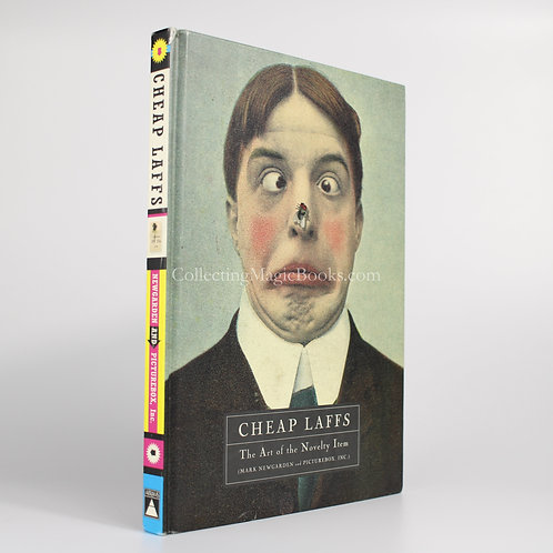 Cheap Laffs, The Art of the Novelty Item - Mark Newgarden and Picturebox Inc.