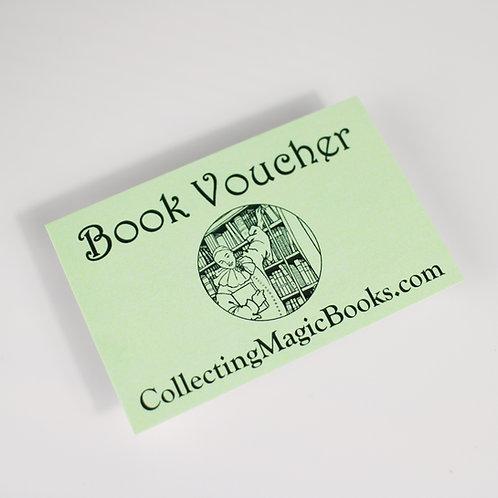Book Voucher
