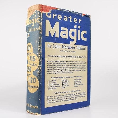Greater Magic - John Northern Hilliard