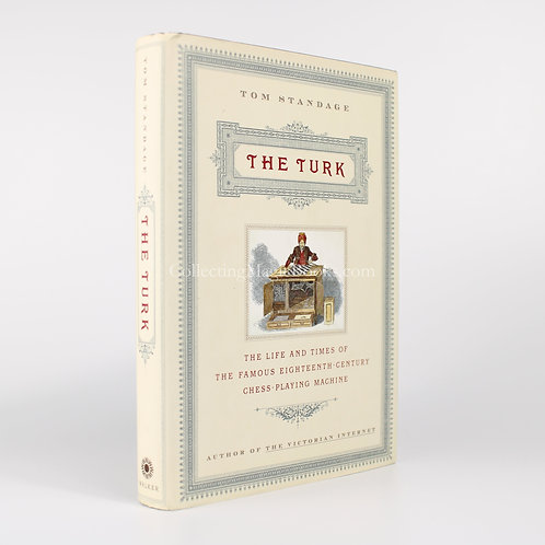 The Turk - Tom Standage