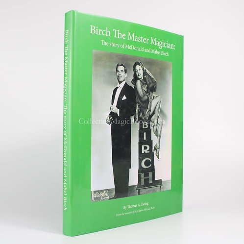 Birch The Master Magician - Thomas A. Ewing