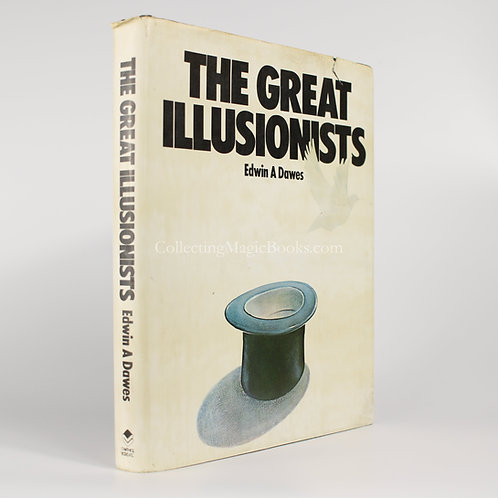 The Great Illusionists - Edwin A. Dawes