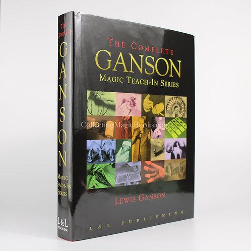 The Complete Ganson Magic Teach-In Series - Lewis Ganson