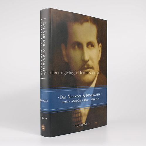 Dai Vernon: A Biography - David Ben