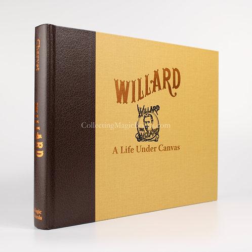 Willard, A Life Under Canvas - David Charvet