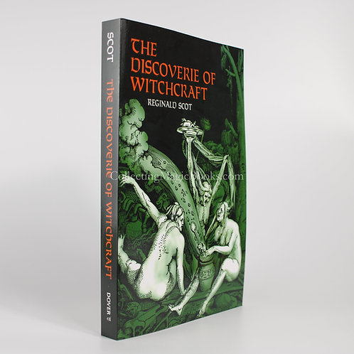 The Discoverie of Witchcraft - Reginald Scot