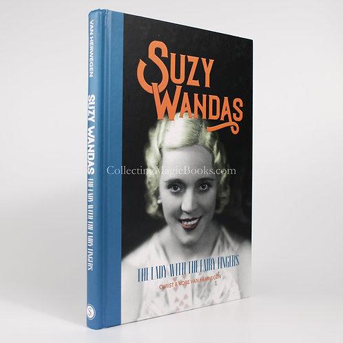 Suzy Wandas, The Lady with the Fairy Fingers - Christ and Kobe Van Herwegen