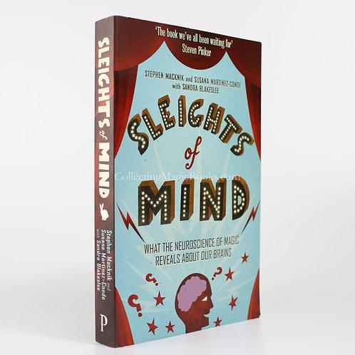 Sleights of Mind - Stephen Macknik and Susana Martinez-Conde