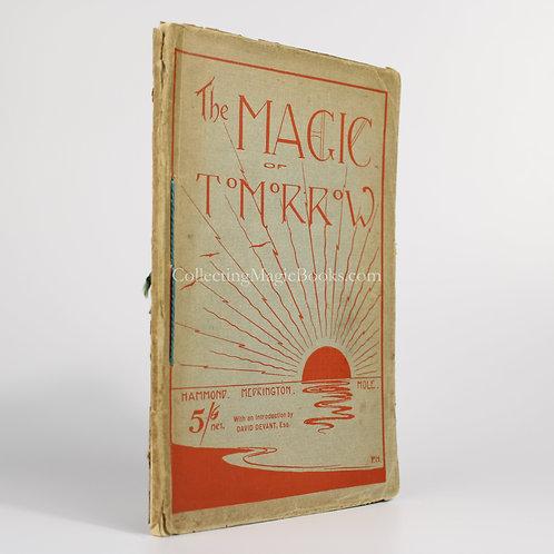The Magic of Tomorrow - Hammond, Medrington, Mole and Devant