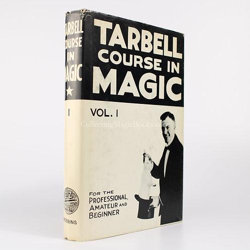 Tarbell Course in Magic Vol. 1 - Harlan Tarbell