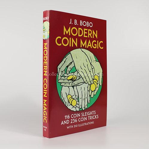 Modern Coin Magic - J. B. Bobo