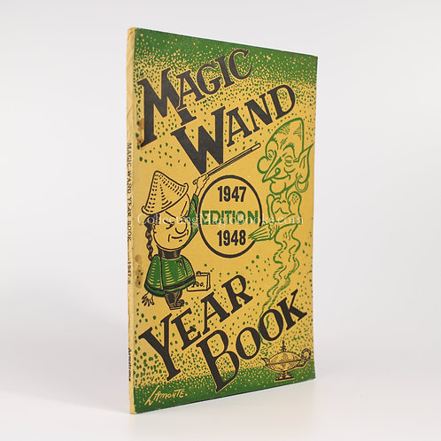 The Magic Wand Year Book, 1947-48 Edition