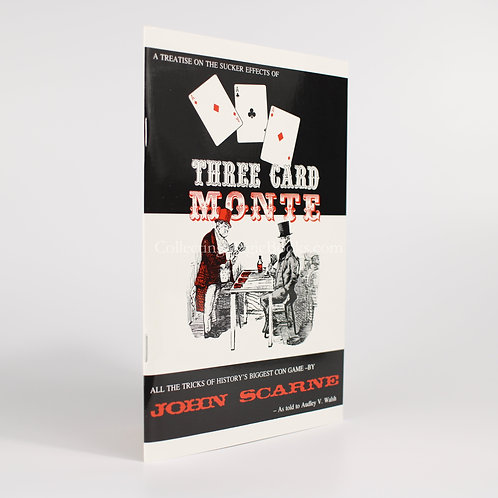 John Scarne Explains Why You Can't Win (Three Card Monte) - Audley V. Walsh