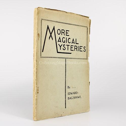 More Magical Mysteries - Edward Bagshawe
