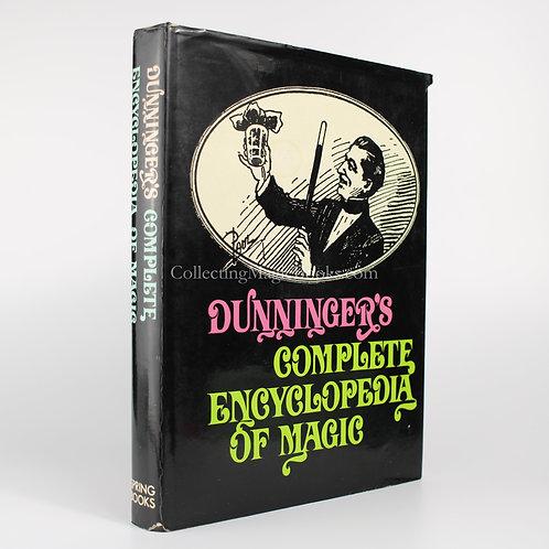 Dunninger's Complete Encyclopedia of Magic - Joseph Dunninger