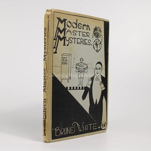 Modern Master Mysteries - Brunel White