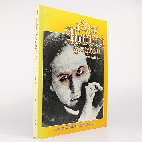 The Original Houdini Scrapbook - Walter B. Gibson