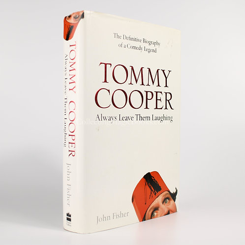 Tommy Cooper, Always Leave Them Laughing - John Fisher