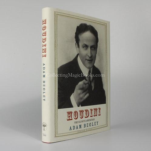 Houdini, The Elusive American - Adam Begley