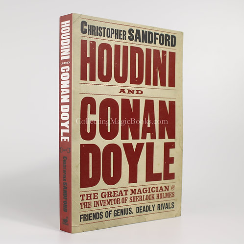 Houdini and Conan Doyle - Christopher Sandford