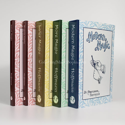 The Essential Hoffmann, Five Book Set - Professor Hoffmann