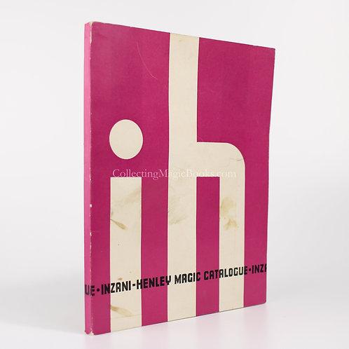 Inzani-Henley Magic Catalogue (1966) - John Henley and Ali Bongo