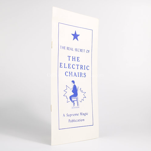 The Real Secret of The Electric Chairs - Supreme