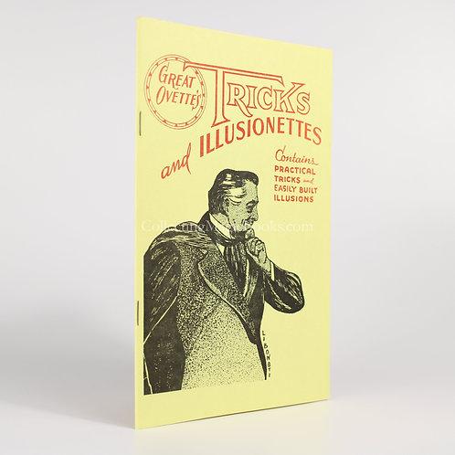 Great Ovette's Tricks and Illusionettes - Joseph Ovette