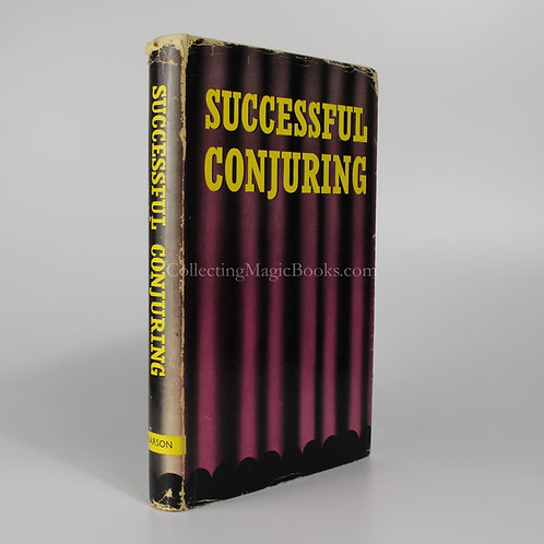 Successful Conjuring - Norman Hunter
