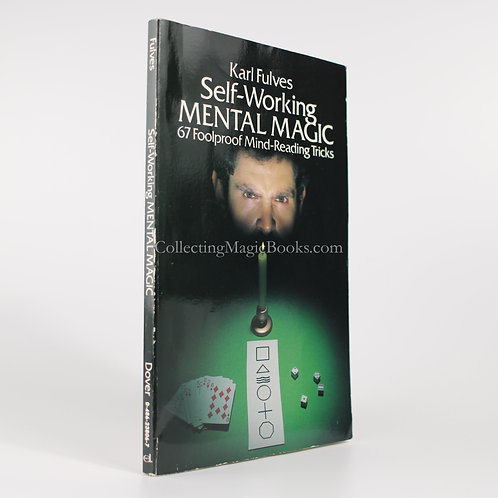 Self-Working Mental Magic - Karl Fulves