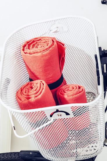 produktu stilius ir fotografija pale flamingos