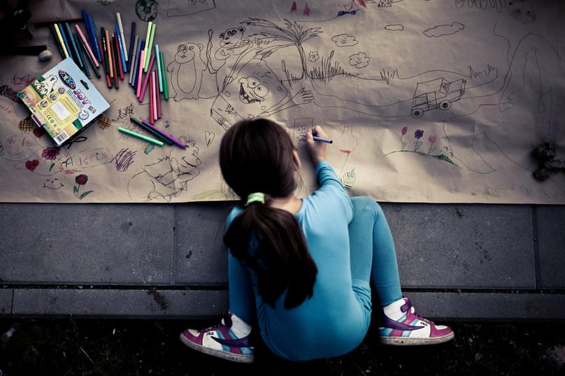 šeimos fotosesija vaikų fotografas Vilnius