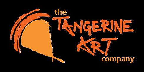 Tangerine Art Company Logo