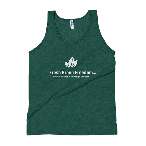 American Apparel: Tri-blend Tank (Made in the USA)