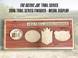 2016TheActiveJoeTrailSeries-MedalDisplay