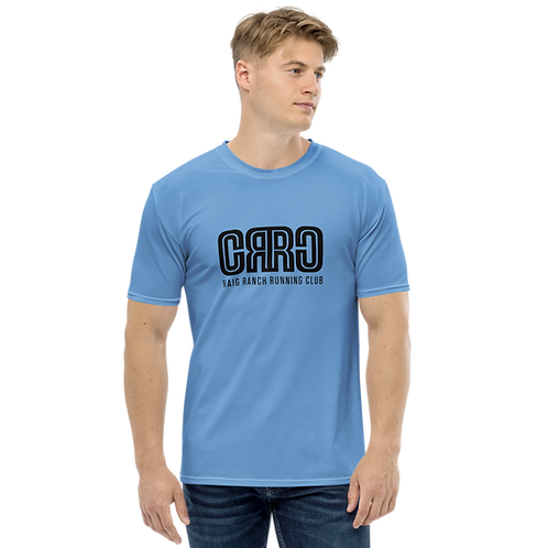 CRRC Men's Polyester T-shirt